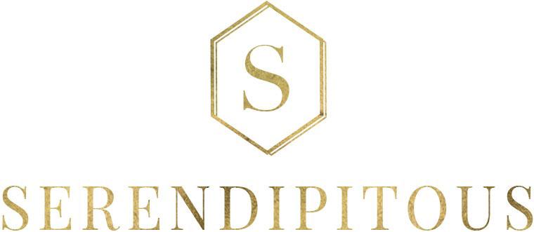 Serendipitous Logo Gold
