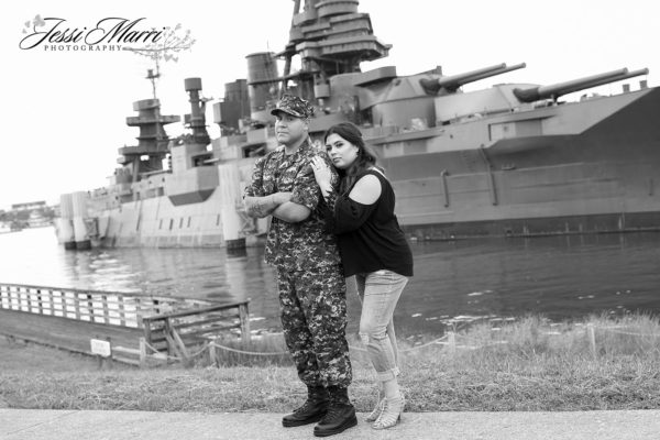 Military Engagement Photography