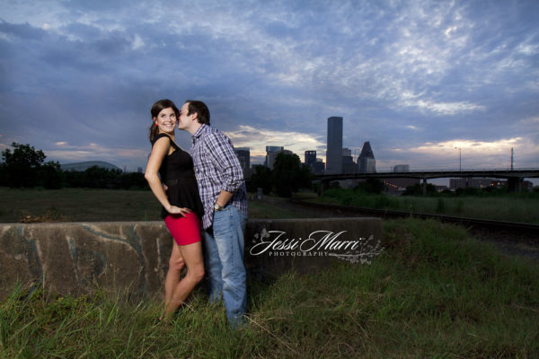 Best Engagement Photography Houston