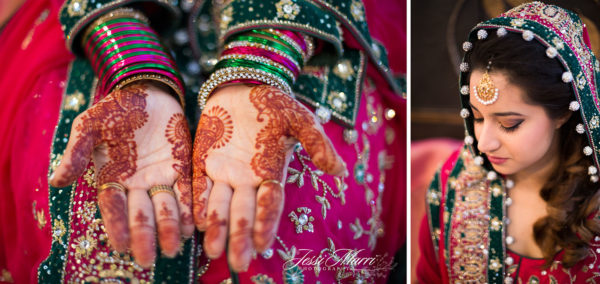 Wedding photography by Jessi Marri