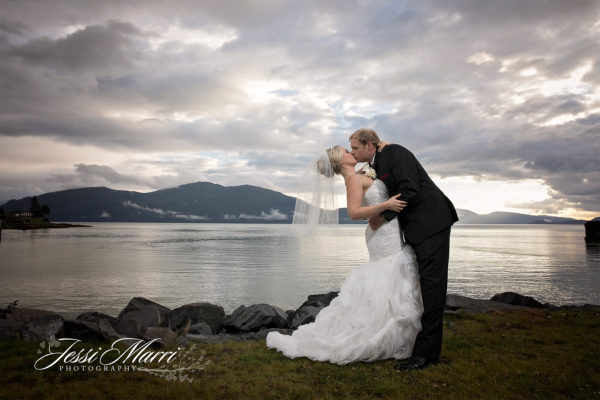 Alaska Wedding Photographer - Jessi Marri Photography
