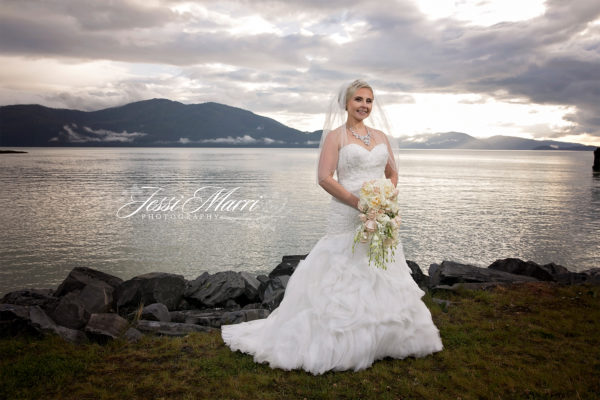 Alaska Wedding Photographer - Jessi Marri Photography