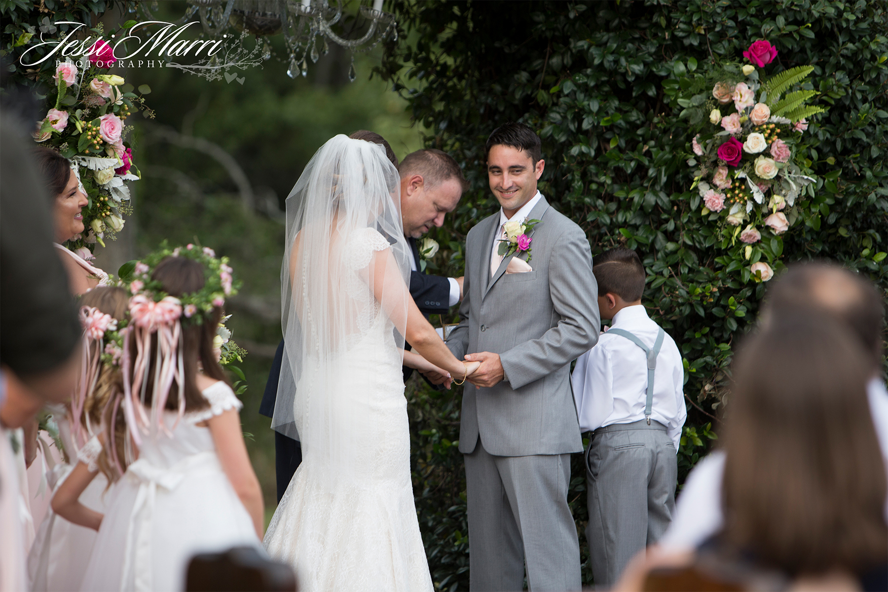Documenting Your Ceremony With Houston Wedding Photographers
